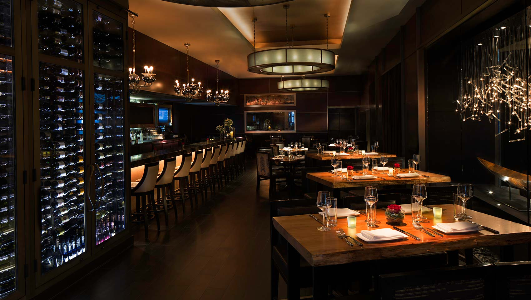 Kimpton muse hotel appoints new executive chef hotel for Amnagement bar cuisine