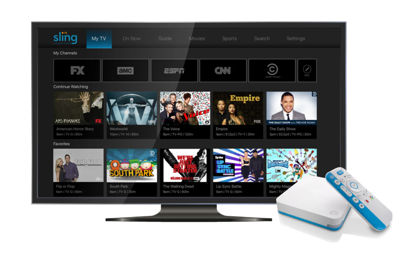 Dish's New AirTV Box Streams Sling TV, Netflix, And Local Channels