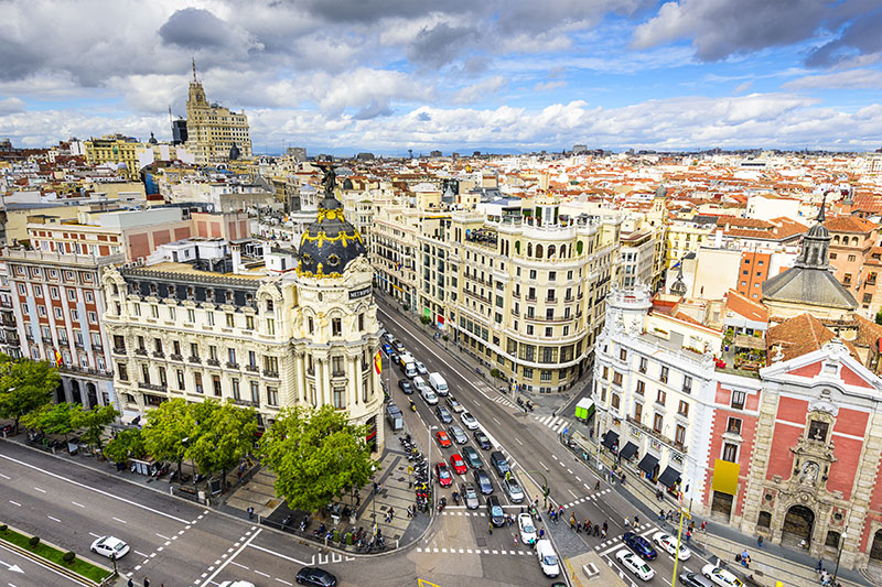 Where to stay in madrid hotels by district travel agent Best hotels in central madrid