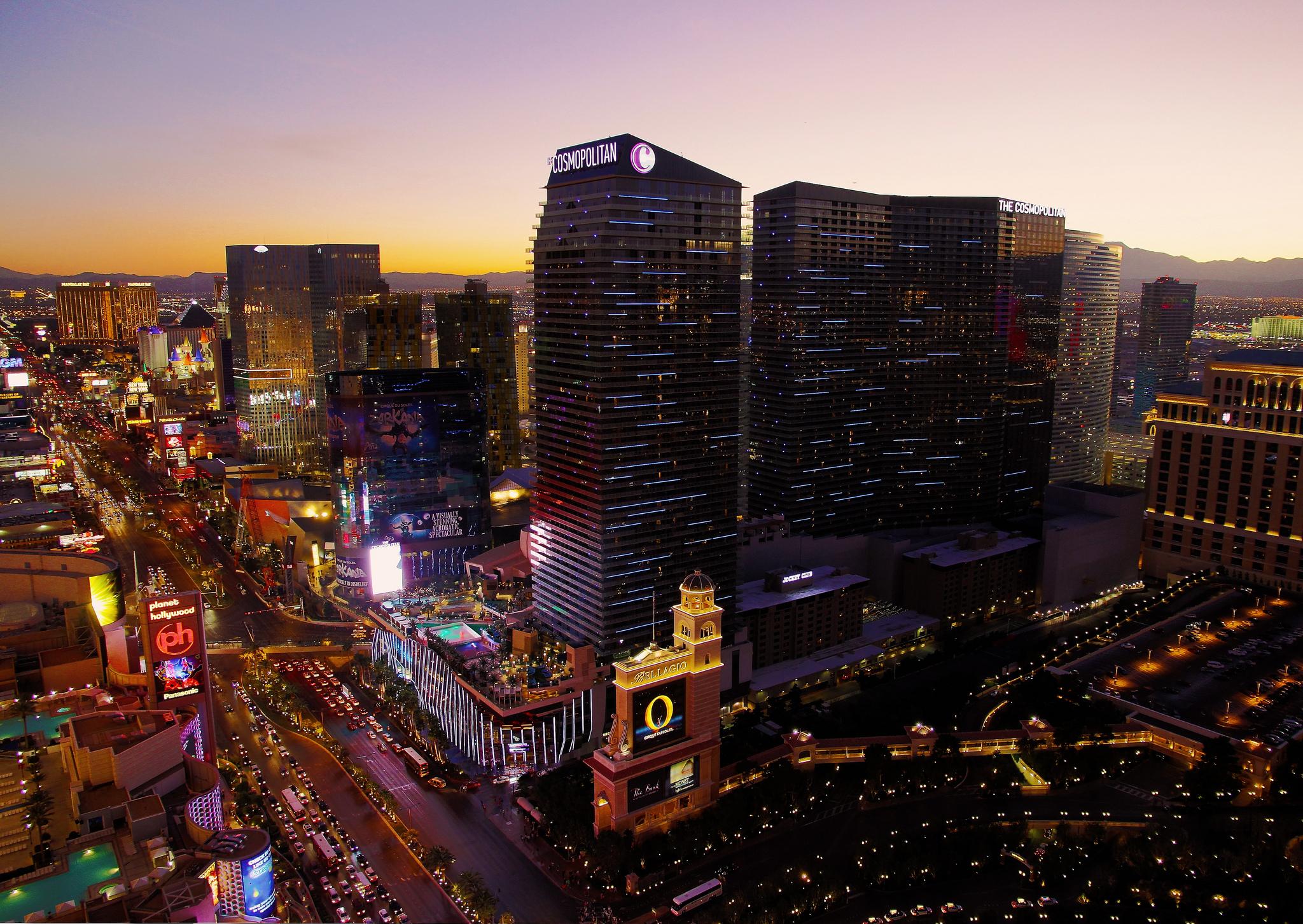 The Cosmopolitan of Las Vegas introduces interactive