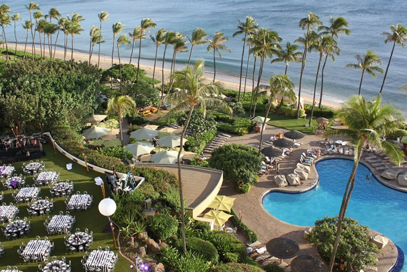 Two Firms Combine For Maui Inspired Meeting Space