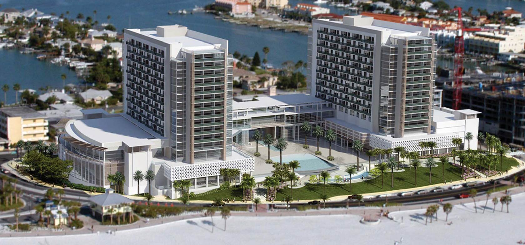 Wyndham Hotel Group Opens The Wyndham Grand Clearwater