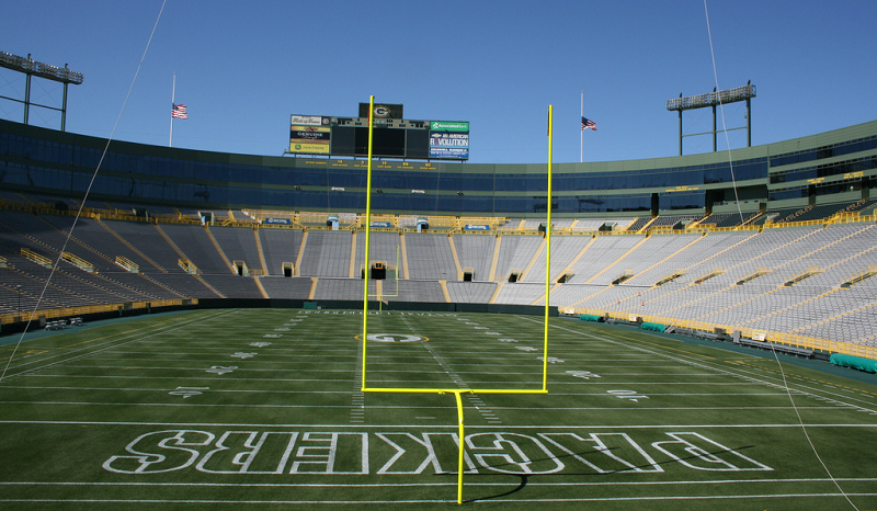 Wireless Internet Service Provider >> Windstream to provide GigE fiber to Green Bay Packers at ...