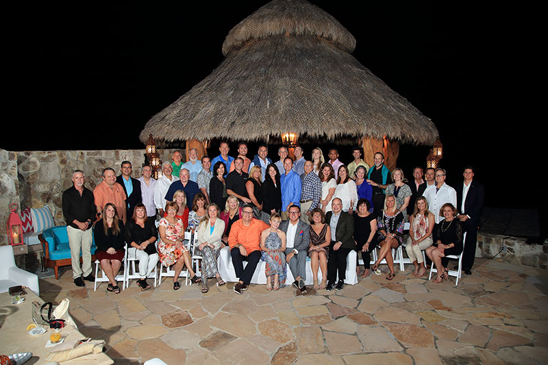 Signature Travel Network 2017 Summit Club Recognition Trip