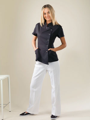 Style guide american spa for Spa uniform europe