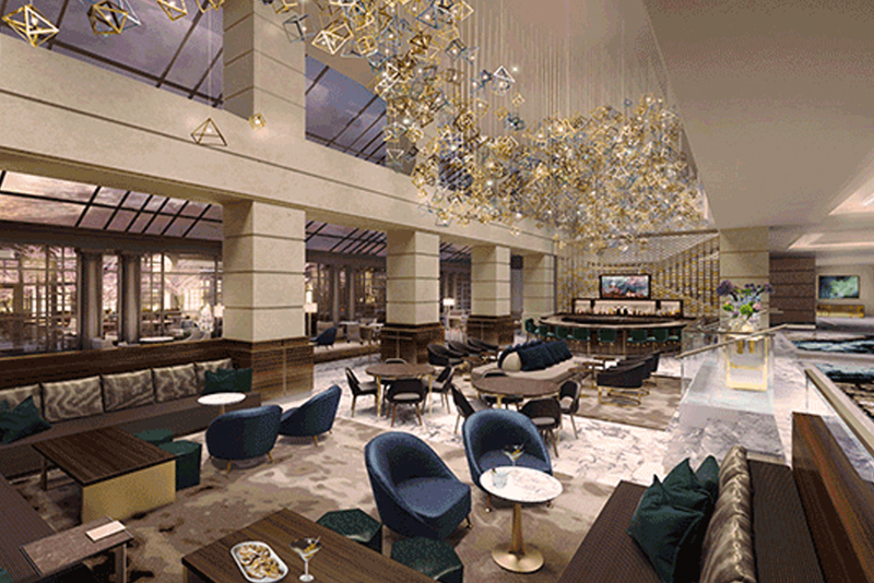 Wimberly Interiors Amanda Jackson Collaborate For 27m Renovation Of Fairmont Washington D C