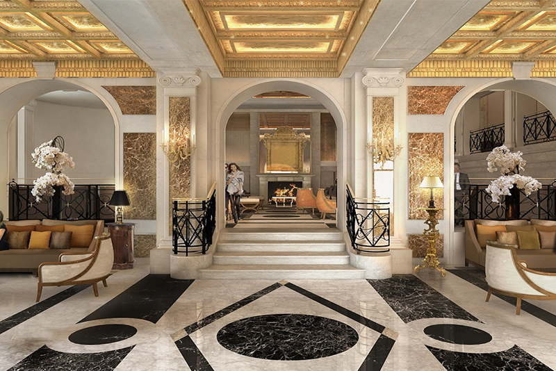 Dorchester Collection S Historic Hotel Eden Rome To Reopen
