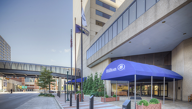 The Hilton Lexington Enjoys Tremendous Demand Drivers Two Por Restauranteeting E That Is Second To None In Market Lugo Said A