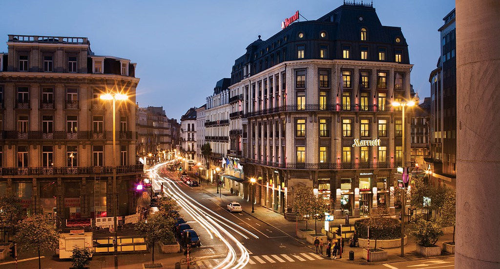 Amid a low growth revpar environment the combined - Office de tourisme bruxelles grand place ...