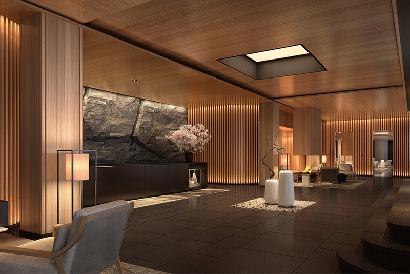 First privately owned condominium hotel in hokkaido for Design hotel japan