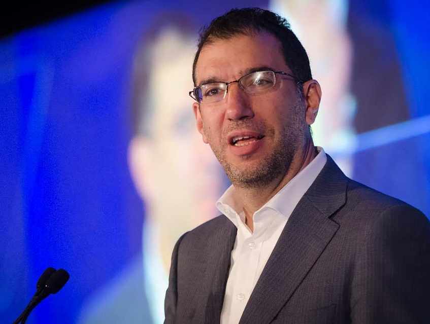 Andy Slavitt speaking