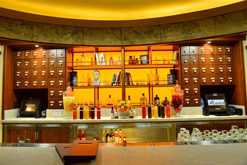 Carnival Sensation Becomes Latest Ship To Add New Food And Beverage Options Travel Agent Central