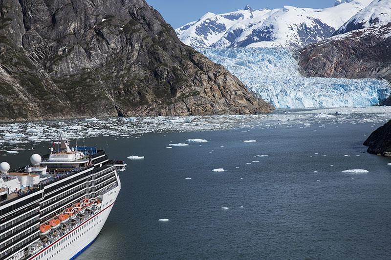 Carnival Splendor To Sail 14 Day Alaska Cruise From Long