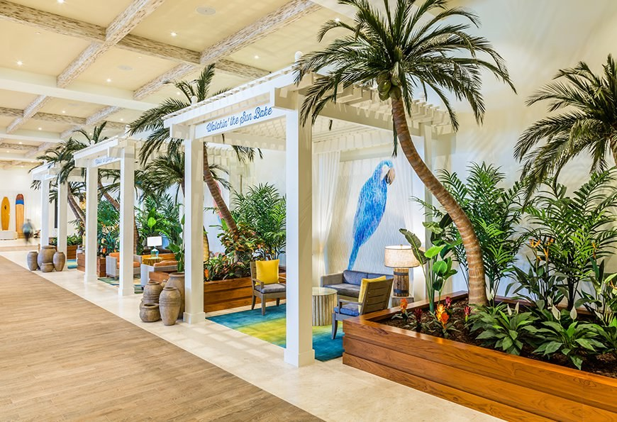 5 hospitality design trends you need to know for 2017 for Design hotel hollywood florida