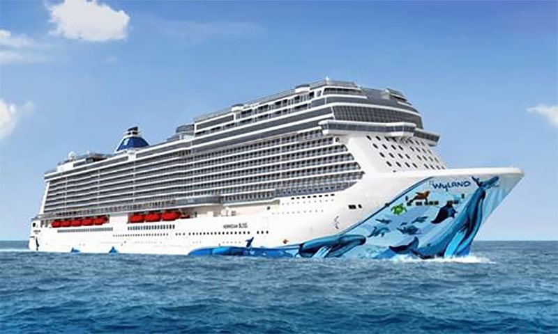 Norwegian Cruise Line Moves Notably Higher On Upbeat Q4 Results, Guidance