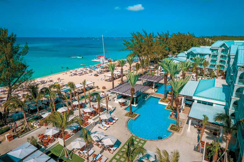 Milenials Caribbean: On Location: How To Sell Grand Cayman To Millennial