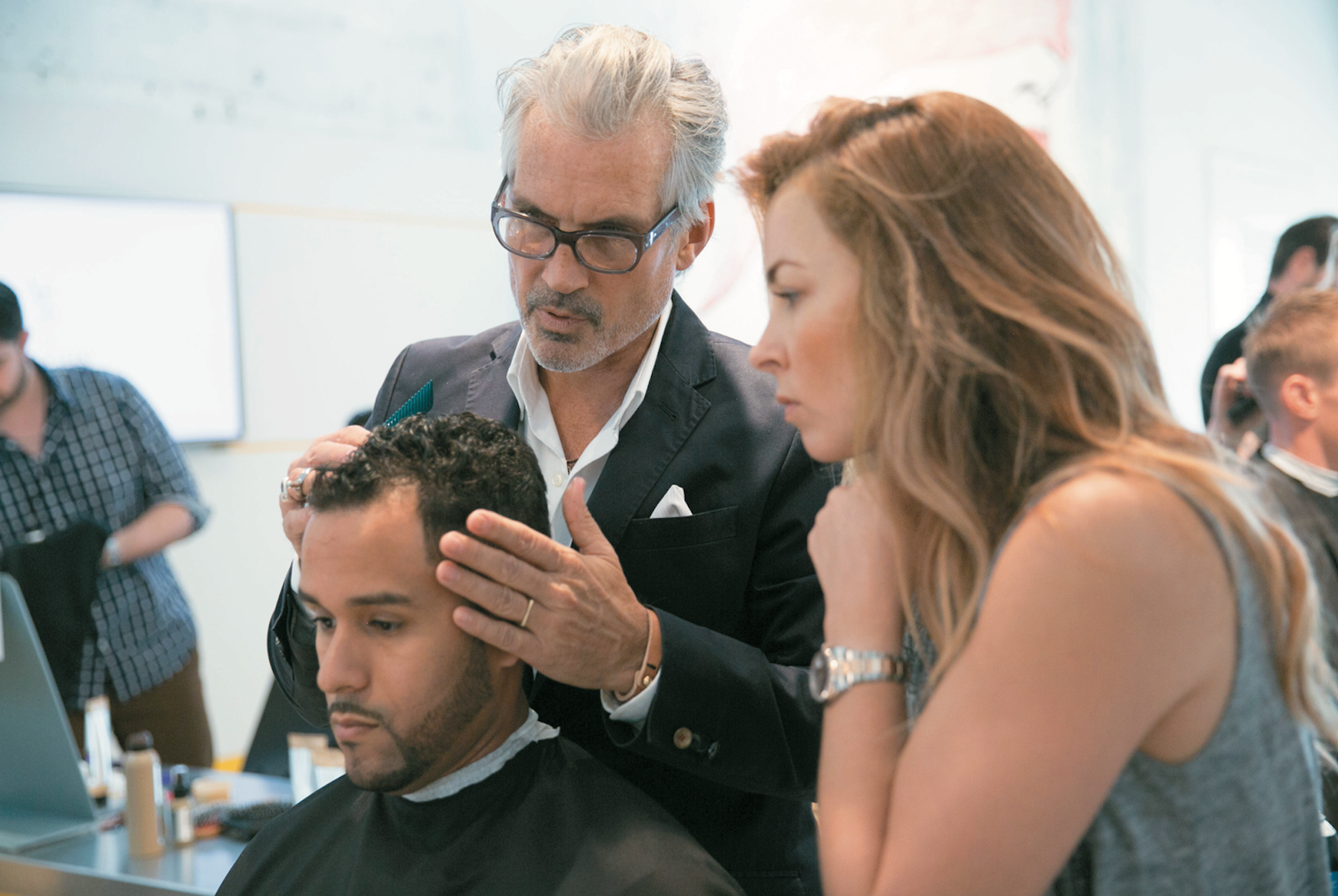 How To Fix An Unflattering Mens Haircut American Salon
