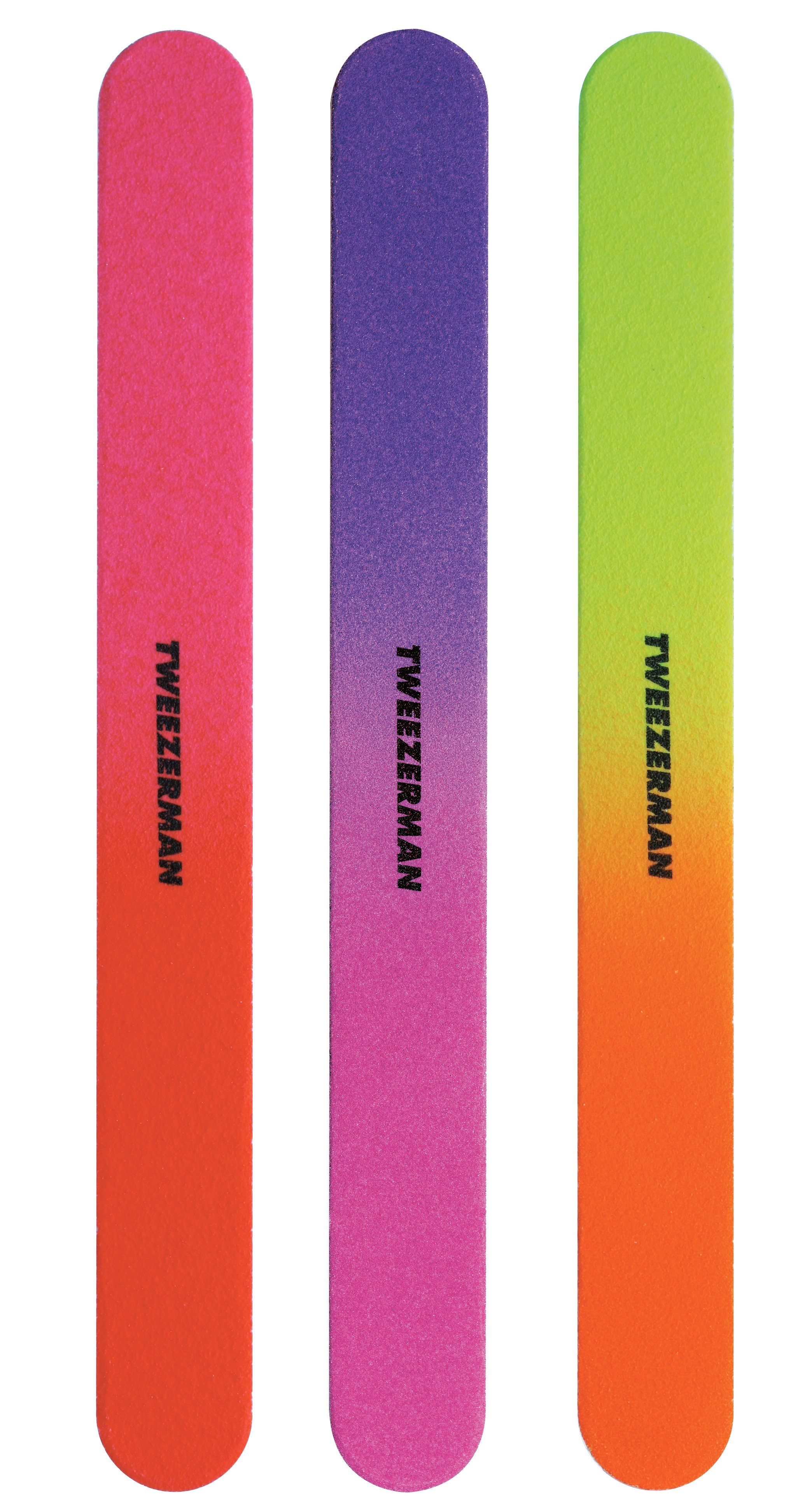 Tweezerman Filemate Neon Hot Nail File