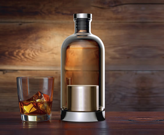 Alkemista infusing kit - Tools to infuse your booze