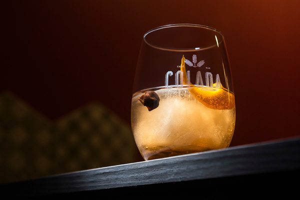 Cascara Old Fashioned cocktail recipe - Colada Shop recipes