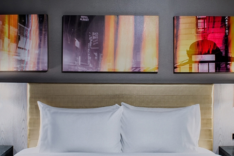Gene kaufman architect s largest hotel ever opens in new for Hotel design genes
