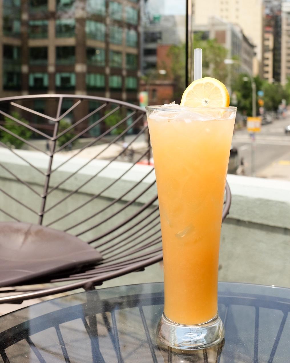 Gingerade cocktail at David Burke Kitchen