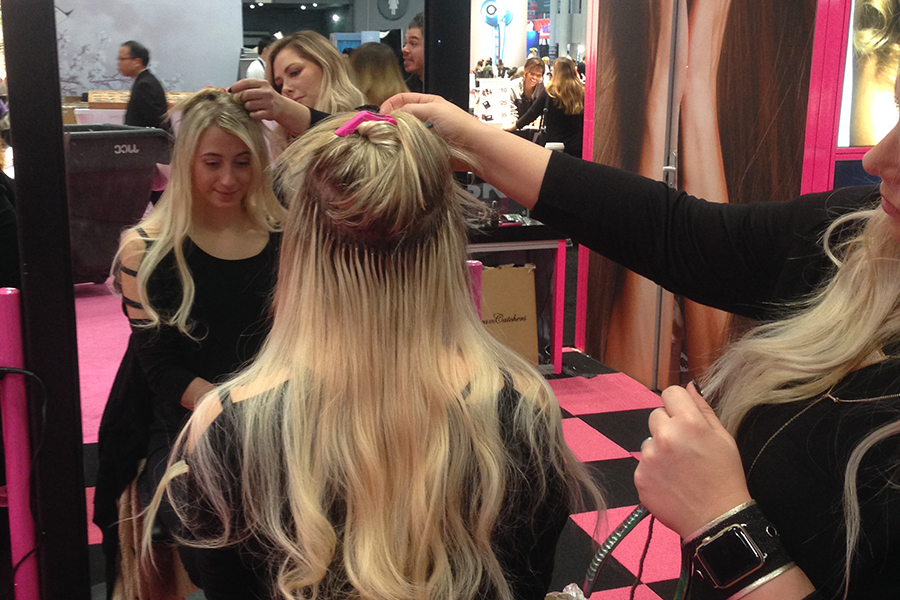 Grow Your Income With Hair Extensions American Salon