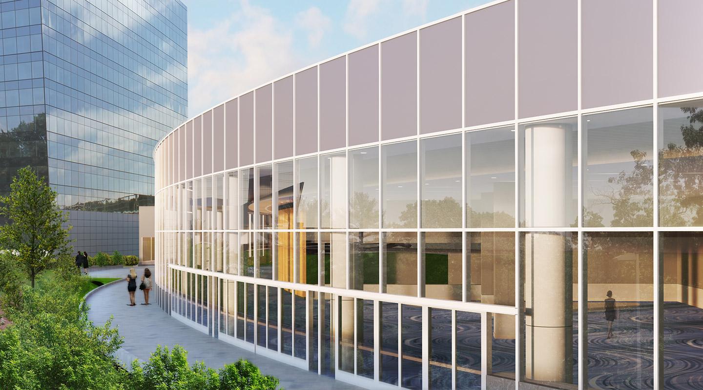 new mohegan sun expo center plans 2018 opening hotel management