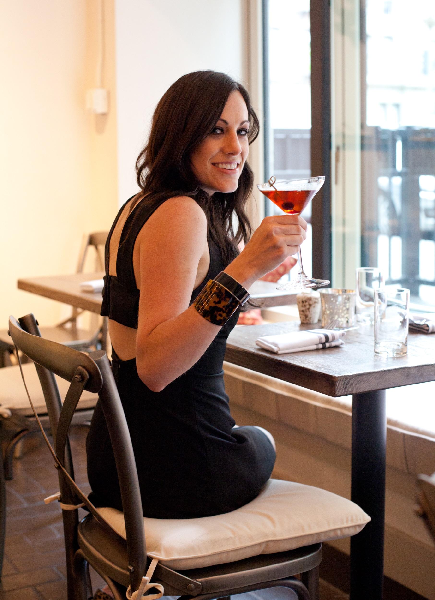 NatalieMigliarini, founder of Beautiful Booze