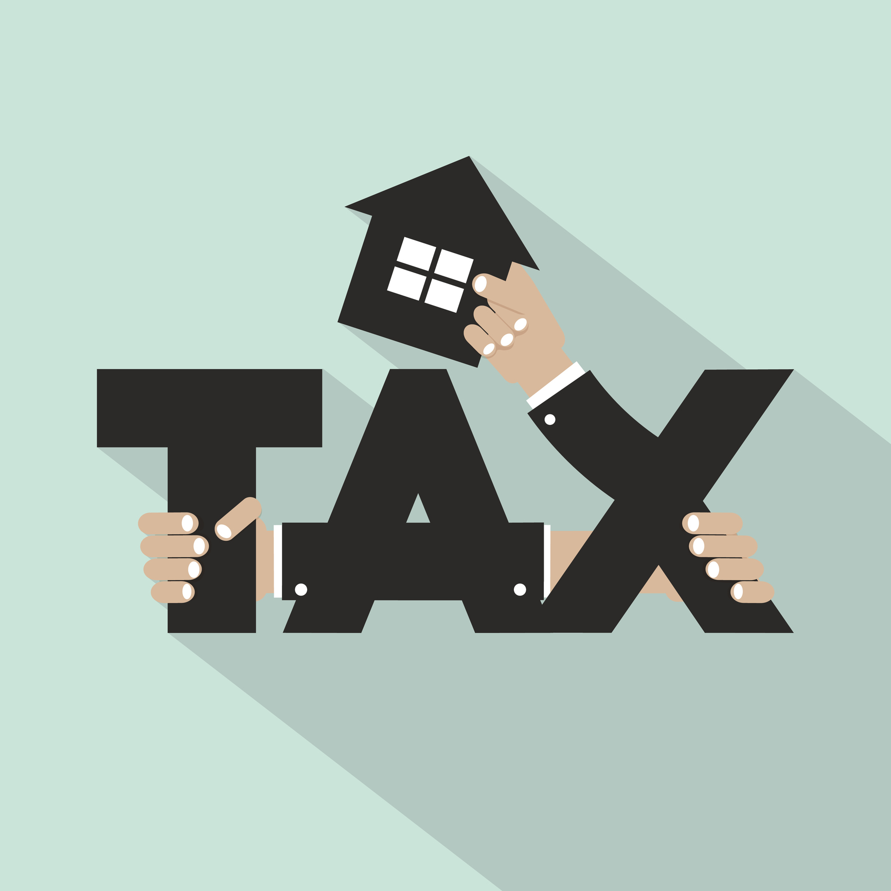 Tax On A Property In Own Uk