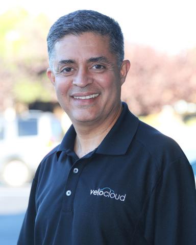 VeloCloud CEO Sanjay Uppal