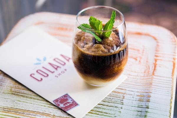 La Negra Tiene Tumbao cocktail recipe - Colada Shop recipes