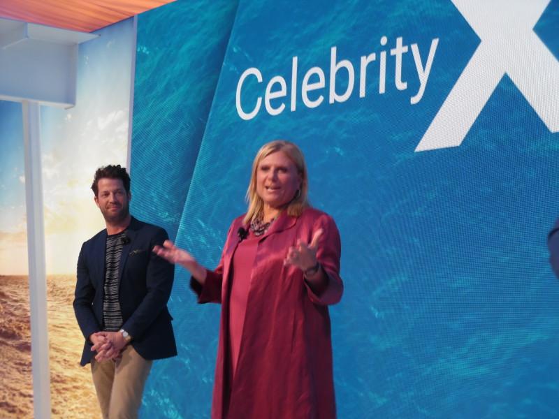 Celebrity Cruises Execs Talk More Details on New Celebrity Edge