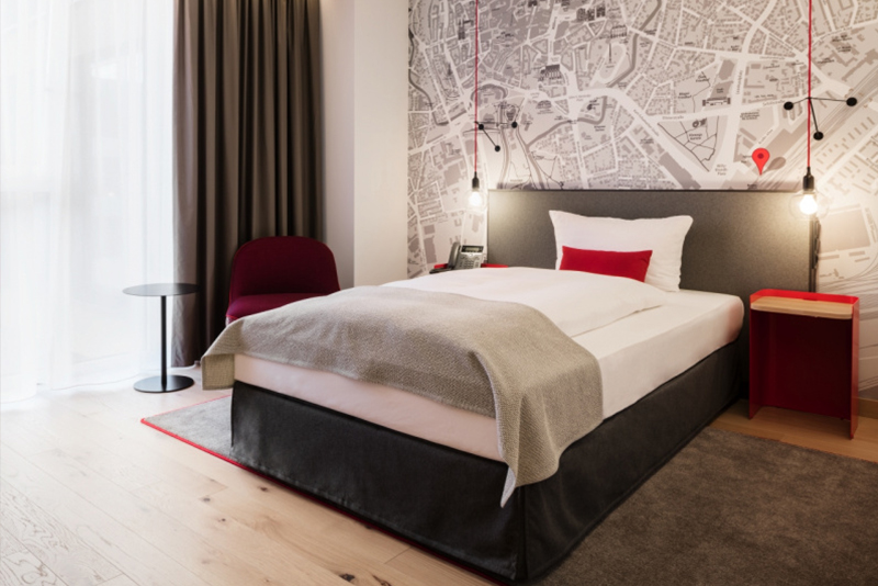 Intercityhotel braunschweig launches brand 39 s new prototype for Design hotel braunschweig