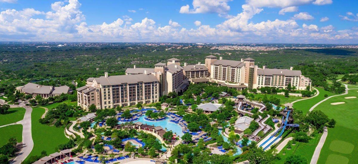 Jw Marriott San Antonio Offers Amazon S Alexa Hotel