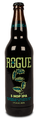 Rogue Ales 5 Hop IPA - What's Shakin' week of April 24, 2017