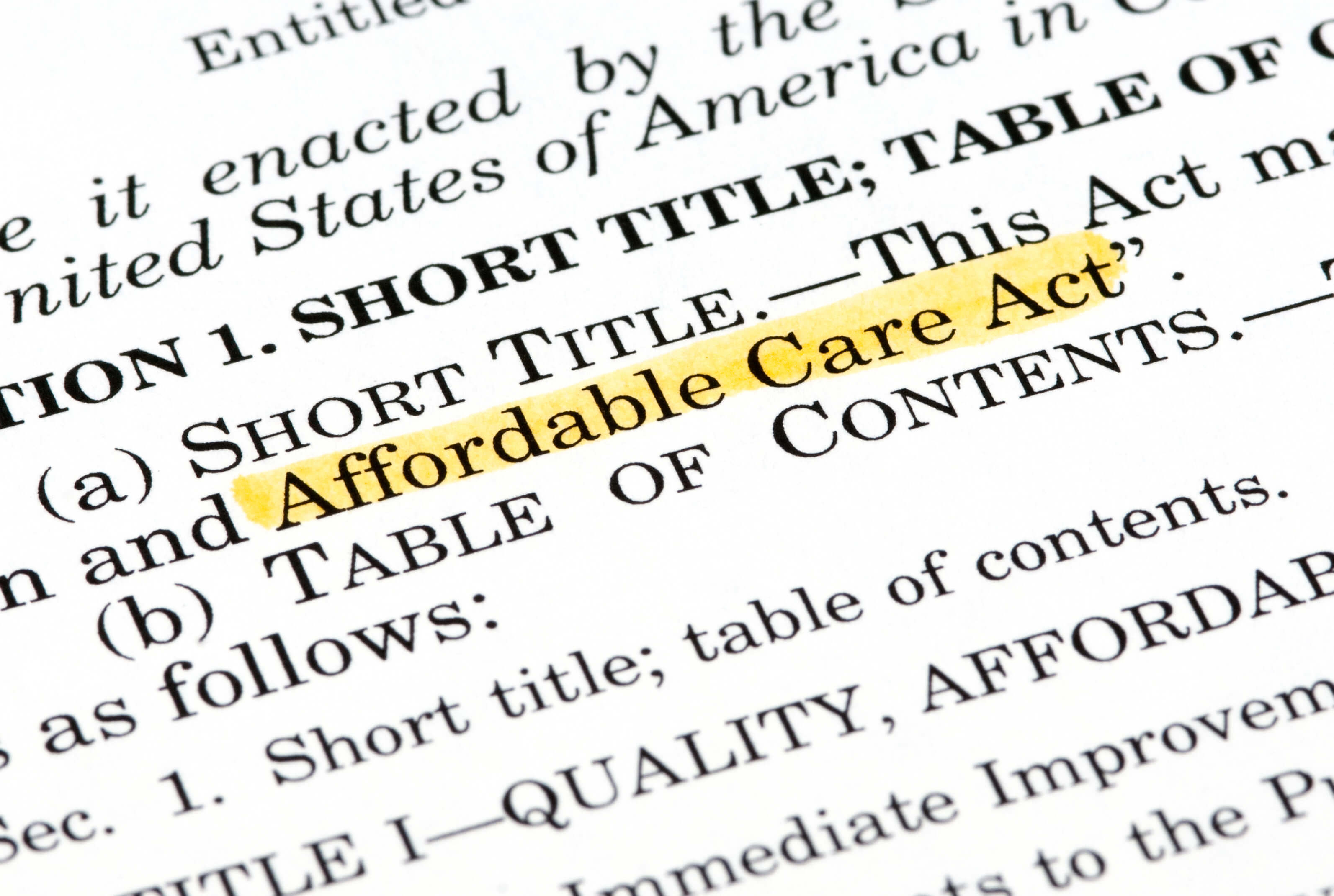 Insurers Offer Early Sign of ACA Exchange Plans for 2018