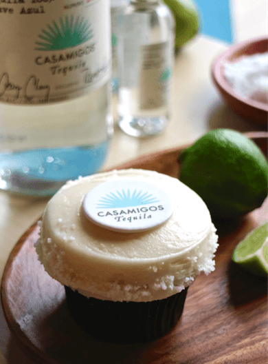 Sprinkles Casamigos Margarita cupcake - What's Shakin' week of April 24, 2017
