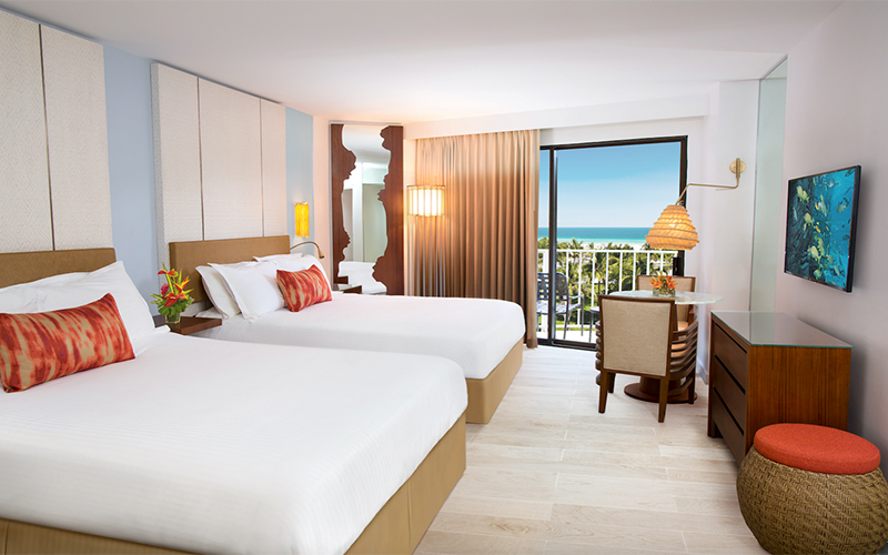 Renovated Coral Towers To Debut At Atlantis Paradise Island This July Travel Agent Central