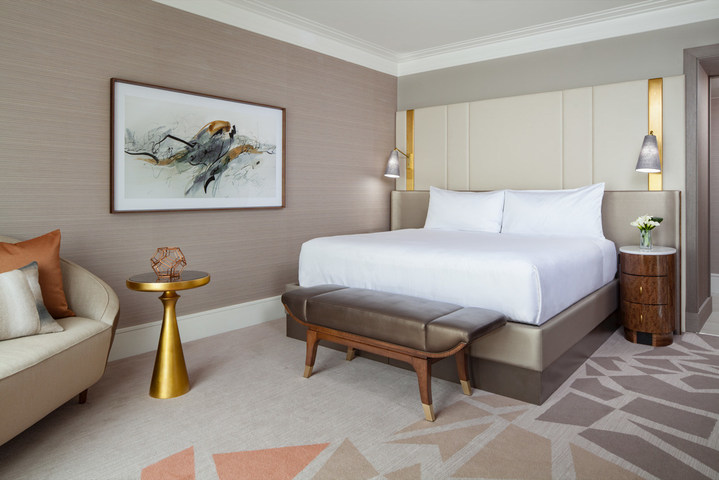 A  30 Million Renovation For The Hotel Crescent Court  Dallas