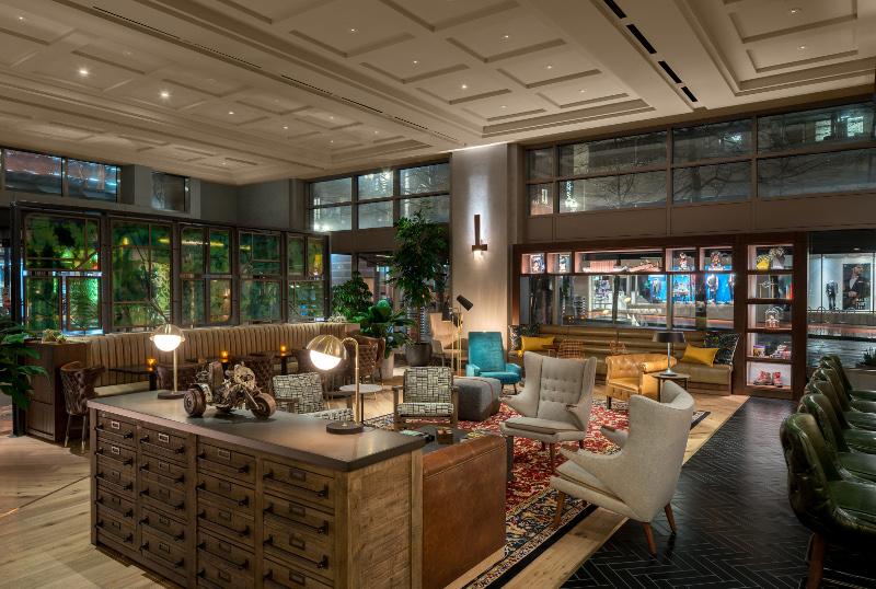 Portland S Newest Lifestyle Hotel The Duniway Luxury