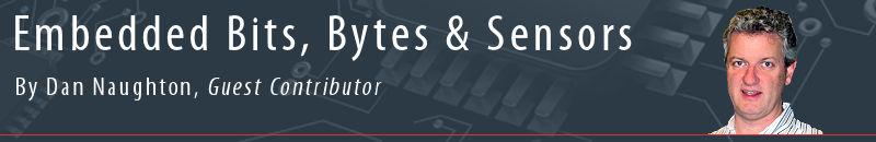 Embedded Bits, Bytes & Sensors by Dan Naughton