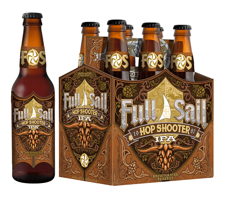 Full Sail Brewing Hop Shooter IPA - What's Shakin' week of April 24, 2017