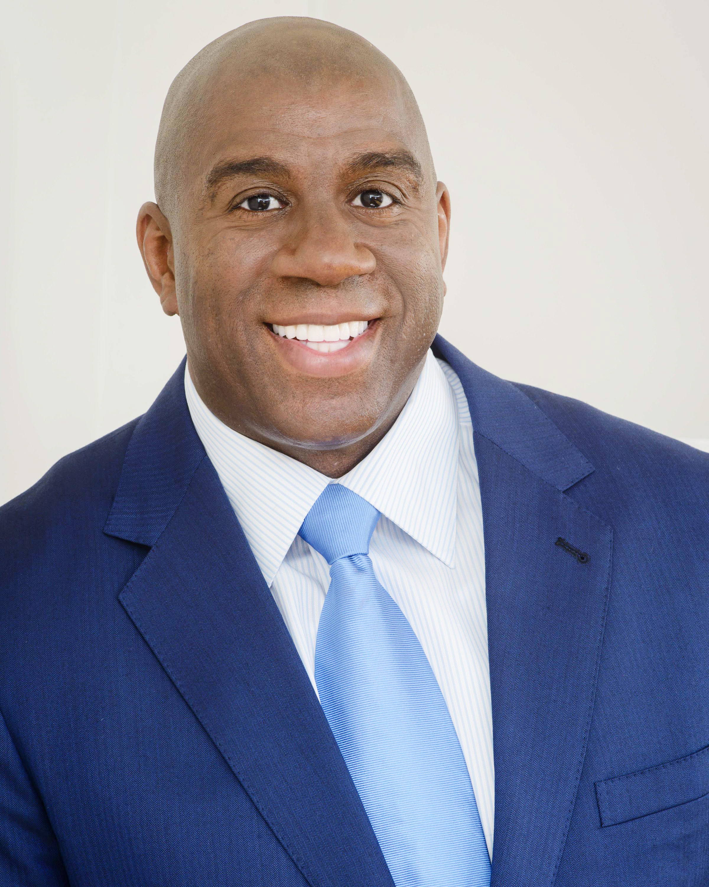 Magic Johnson, NBA legend and entrepreneur