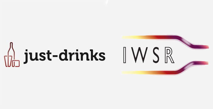 just-drinks and IWSR logos - What's Shakin' week of April 24, 2017