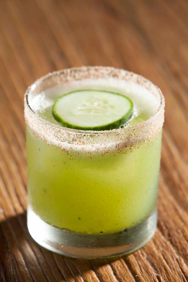 Margarita Verde cocktail recipe - Spring cocktails