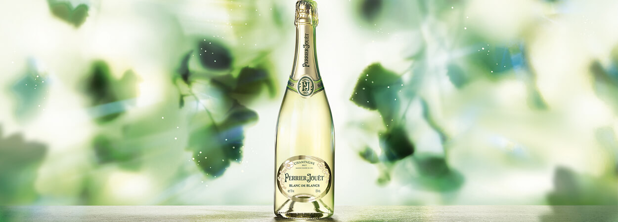 Perrier-Jouët Blanc de Blancs cuvée - What's Shakin' week of April 24, 2017