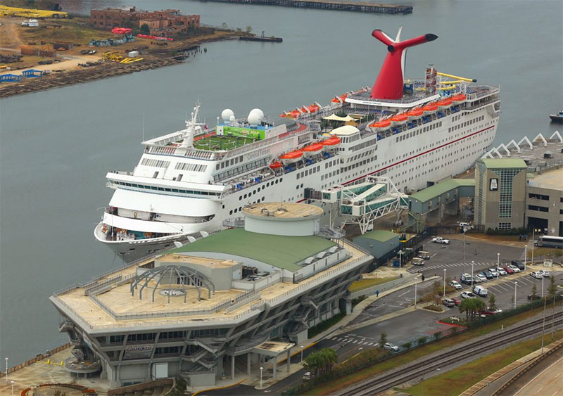 Carnival Fantasy Cancels Cozumel Call Sails Cruise To