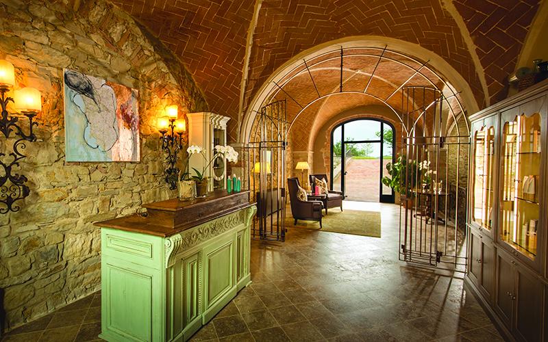 Essere Spa at Castello di Casole – A Timbers Resort