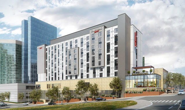 Our New Dual Marriott Hotel Will Offer Best In Cl Service And Experience For All Travelers Visiting Knoxville